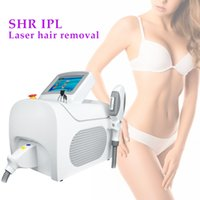 Lazer Hair reduction machine for skin problems vascular and pigment therapy Intense pulsed light SHR IPL laser