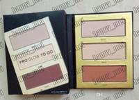 شحن مجاني epacket جديد ماكياج الوجه الموالية تسليط الضوء على لوح كفاف 3 ألوان مسحوق!