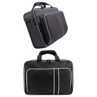 휴대용 케이스 Shockproof 휴대용 방수 여행 보관 어깨 가방 보호 커버 소니 PS5