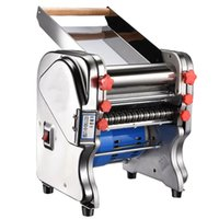 FKM-200 Nouilles Machine de presse automatique commerciale acier inoxydable machine de pâte de pâte de pâte de pâte de pâte de pâte de pâte de boulette de cuillère