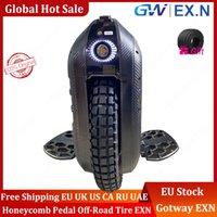 GOTWAY EX.N Electric Unicycle 100V 2700WH 3500W Ein Rad Monowheel Balance ohne Luftfederung Monowheel