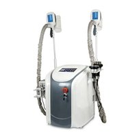 Горячая распродажа Cryolipolysisz Breaking Portable Cryo для похудения Машина для похудения Вакуумный жир Снижение Cryotherapy Fast Freeze Machine Бесплатная доставка