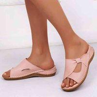 Sandals Women's retro gladiator women's shoes, beach sandals plus size 43 OOCC