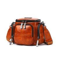 New Vintage Waist Bags Designer Square Camera Bag For Women Spring And Summer Bucket Shoulder Womens Handbag Crossbody Ladies H