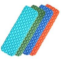 Outdoor Pads Ultralight Air Mattress Inflatable Bed Sleeping Pad For Tent Portable Moistureproof Waterproof Camping Mat