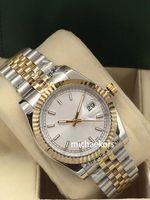 Rolex Moda uomo orologio 36mm 2813 Movimento automatico orologi da uomo Designer meccanico DATEJUST DATEJUST orologi Designer orologi da polso BTTY