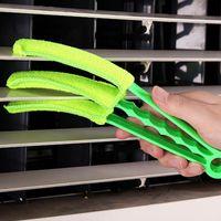Ferrollini Pennello per la spazzola 3-lame Blinds Blinds Brush Brush Aria condizionata Cleaner Shutter Home Office finestra Pennelli per la pulizia della polvere DWA3663