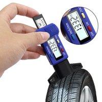 Digital-Auto-Reifen-Reifen-Tiefen-Tiefen-Gauger-Messgerät-Messwerkzeug-Bremssattel-Dicken-Messgeräte-Laufflächen-Bremsbelag-Schuhreifen-Überwachungssystem