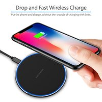 Fast Chargers 15W Wireless Charger For iPhone 12 11 XR X Pro Xs Max Charging Pad Adaptive Samsung Series