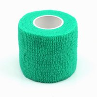 Elbow & Knee Pads 4.5m * 5cm Muscle Care Waterproof Exercise Therapy Bandage Tape Sports Elastic Physio Therapeutic Protection Tool