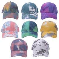 8 styles les plus récents styles cravate dye queue de queue chapeau de chapeau de chapeau patte de baseball de queue de baseball de paille de baseball