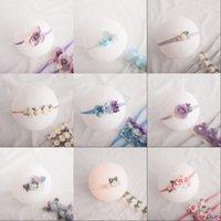 Hair Accessories Baby Headdress Infants Po Manual Fine Headband Born Pography Props Head Decoration Jewelry Band 1539 B3