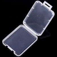 Caja de PP Boxs de almacenamiento de plástico blanco Transparente transparente CFR CARD RHIANNON Caja de protección Fácil de llevar Nuevo 0 12ys J2