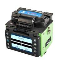 Innerval Spanien Markt Fusion Splicer KL-500E Optische Maschine Jiont Faser Spanien Sprache