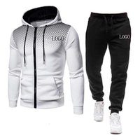 2021 Men's Sportswear Tracksuits Suit Brand Track and Field Jacket Male Designer Zipper Jackets Hoodie Pants Sweatshirt