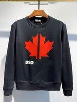 Fabrikauslass Luxus Hoodie DSQ Phantom Turtle Hoody New Herren Designer S Italien Mode Sweatshirts Herbstdruck Männliche Top Qualität 100% yzln