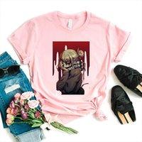 Ve kadınlar benim kahraman erkek t shirt akademi anime toga himiko komik kadın Harajuku yaz moda üst tees damla gemi