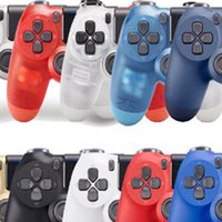 Drahtlose Bluetooth PS4 Gamepad 24 Farben Game Console Controller Vibration Joystick Prozessor PS4 Gamepad