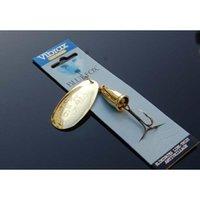 Hot Spinner Bait Fishing Lure Hook 6 Size 3 Colors Freshwater Spinnerbaits Bionic Vib Blades Metal Jigs jllXIB sport777