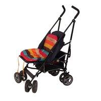 Projektant Luksusowy Wózek Cozime Baby Support Cushion Accessories Liner 2 Strips Harness High Chair Seat Pad Wózek Materac