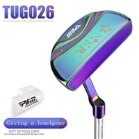 Pgm Genuine New Womens Golf NSRII Lady Putter Stainless Steel Shaft Zinc Alloy Distribution Head Hood Driver Club Exercise