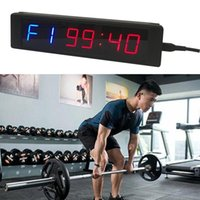 Gym Timer Stopwatch with Remote for Gym Fitness Training Ide...