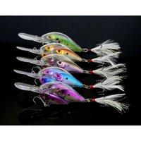 Threadfin Shad Crankbait Fly Fishing Hard Lures 9.7cm 18g 3d Eyes Live Target Bait jllFhB sport777