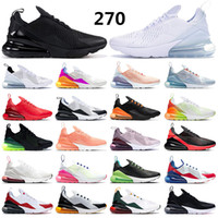 air max 270 our femme triple noir blanc ont une journée South Beach Throwback Future basket formateur taille 36-45