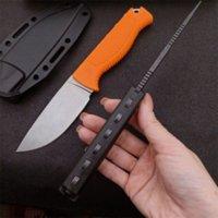 Butterfly in Knife BM15006 Straight Fixed Blade Knife CPM-S30V Nylon Fiberglass Handle EDC Multi Camping Hunting Survival Tool