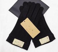 الأزياء الشتاء قفازات ماركة مصمم قفازات النساء الرجال الشتاء قفازات فاخرة دافئة ذات نوعية جيدة جدا خمسة أصابع يغطي