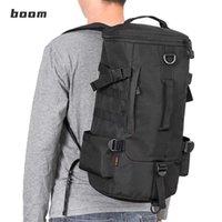 Outdoor Bags Multi-purpose Fishing Backpack Man Travel Rod Reel Tackle Bag Rucksack Waterproof Bug Out Mochila Hombre