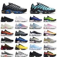 nike air max tn plus scarpe da corsa uomo triple bianco nero hyper blue voltage viola oreo uomo donna trainer sneakers sportive