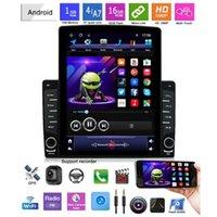 9.7 인치 Navigator Ajy 2Din Android 자동차 DVD 라디오 HD 2.5D MP5 플레이어 GPS FM 수신기