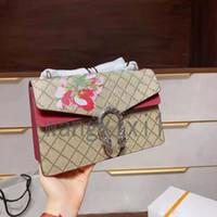 Design design Sac de chaîne Femme de haute qualité, boîte cadeau, taille 28cm
