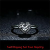 2017 Party Sale Jewelry Anillos Wholesale 925 Fashion Zircon Czs Name Rings Diy Compatible With Pandora Accessories Women Miyzp Zjvgy