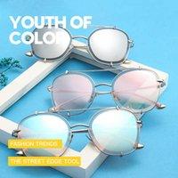 01 UanView (Uanview New Fashion Herren Sonnenbrille Männer und Frauen tragen Sonnenbrillen DF17032