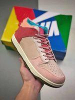 Zapatillas de skate Pink Top Pink Top Patines Social Estado de los Hombres Mujeres Doker Sneakers Tamaño 36-46