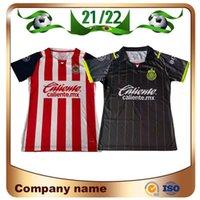 2021 Femme Pulido Club America Liga MX Chivas Soccer Jerseys 21/22 O.Pineda A.Pulido C.Fierro Fille Chemise Football Uniforme