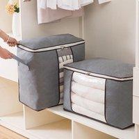 Storage Bags Bag Quilt Closet Organizers Dustproof Moisture-Proof Room Accessories Organizer Household Items