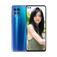 "Original Moto Edge S 5g Mobiltelefon 8 GB RAM 128 GB ROM Snapdragon 870 Android 6.7 ""64.0mp 5000mAh NFC Face ID Fingerprint Smart Handy"
