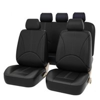 Car Seat Covers Cushion High Quality Waterproof Cover PU Leather Universal For Gift