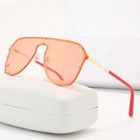 2021 Brand New Men E Women Star Star Occhiali da sole classici delicato mostro quadrato telaio da sole occhiali da sole moda uomini uomini di lusso GM occhiali da sole