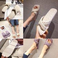 Tx8x6 Flowers designer shoes Sandal Luxurys Women slipper Slippers paris Embroidery Sandal Floral Brocade Flip Flops Striped Beach Genuine