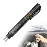 Universal car accessories Brake Fluid Tester diagnostic tools Accurate Oil Quality 5 Leds Auto Vehicle testing tool