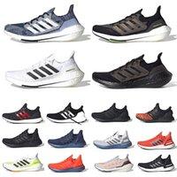 ultra boost 2021 erkek koşu ayakkabısı ultraboost 4.0 20 Night Flash Solar Yellow tech indigo core üçlü siyah bulut beyaz Gri Sashiko erkek kadın eğitmen spor ayakkabı