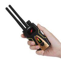 T8000 Tracker Kablosuz RF Sinyal Dedektörü Hata Anti Spy Kamera GSM Ses Monitörü Bulucu GPS Tarayıcı İzleme Algılama Aracı