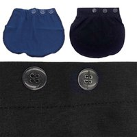 Pantaloni regolabili per la cinghia di gravidanza dei fondi di maternità Pantaloni regolabili allunganti allunganti 3xuc