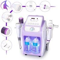 Ultrasonic Oxygen Jet Blackhead Removal Skin Rejuvenation Scrubber Facial Clean Machine