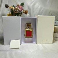 Rouge 540 Parfüm für Frauen A la Rose 70ml EDV Exquisite Verpackung Spray Flasche 7colors Eau de Parfum Männer Duft