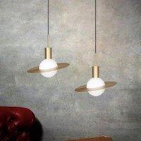 Pendant Lamps Japan Luminaire Crystal LED Lights Home Decoration E27 Light Fixture Lustre Pendente Industrial Lamp